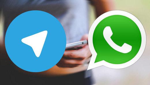 واتساپ ، تلگرام و اینستاگرام،139میلیون کاربر ایرانی دارند