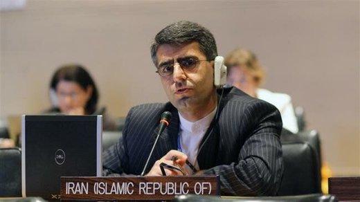 نامه ایران به نمایندگان دائم کشورها در سازمان ملل درباره تبعات تحریم ظریف
