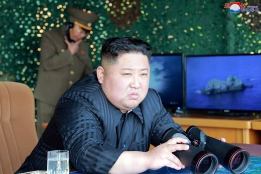 کیمجونگاون با موشکهای جدیدش به آمریکا و کرهجنوبی پیام فرستاد
