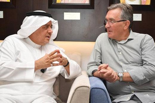 حمایت رئیس باشگاه الاهلی از برانکو بعد از باخت مقابل الهلال