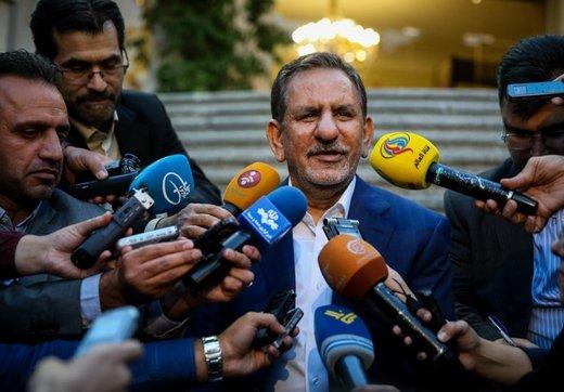 جهانغيري: اميركا فشلت في مسعاها لتدمير اقتصاد ايران