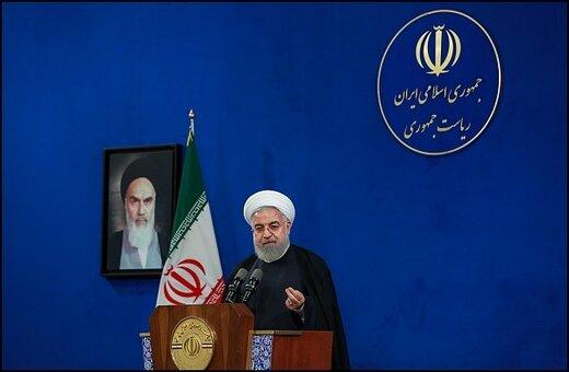 روحانی: آمریکا از تغییر نظام ایران کاملا مأیوس شده است