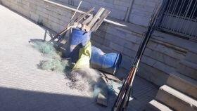 ۱۲۰ متر تور تختهای در الیگودرز کشف و ضبط شد