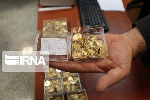 قیمت سکه کاهش یافت/ طلا گرمی ۴۱۶ هزار تومان