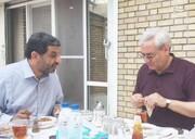 تعریف و تمجیدهای ضرغامی از ابراهیم اصغرزاده/ او مدتی محافظ شخصی آیتالله خامنهای بود