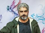 عکس قدیمی مهدی پاکدل پشت صحنه یک نمایش ۲۰ سال پیش