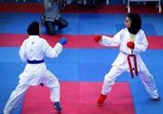  کسب مقام سوم رقابتهای آسیایی توسط بانوان کاراتهکا چهارمحال و بختیاری
