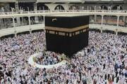 فیلم | حال و هوای زائران خانه خدا در روز عید سعید قربان