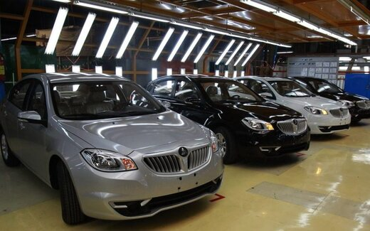 خودروهای چینی گران میشوند