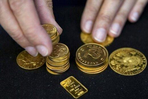 پایان هفته با کاهش قیمت طلا و سکه رقم خورد / سکه یک گرمی طلا ۴۰۲ هزار تومان شد