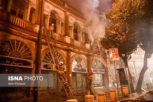 علت دیر اعلام شدن آتشسوزی حسنآباد چه بود؟