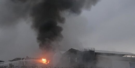 انفجار در یک پایگاه نظامی روسیه با چندین کشته و زخمی