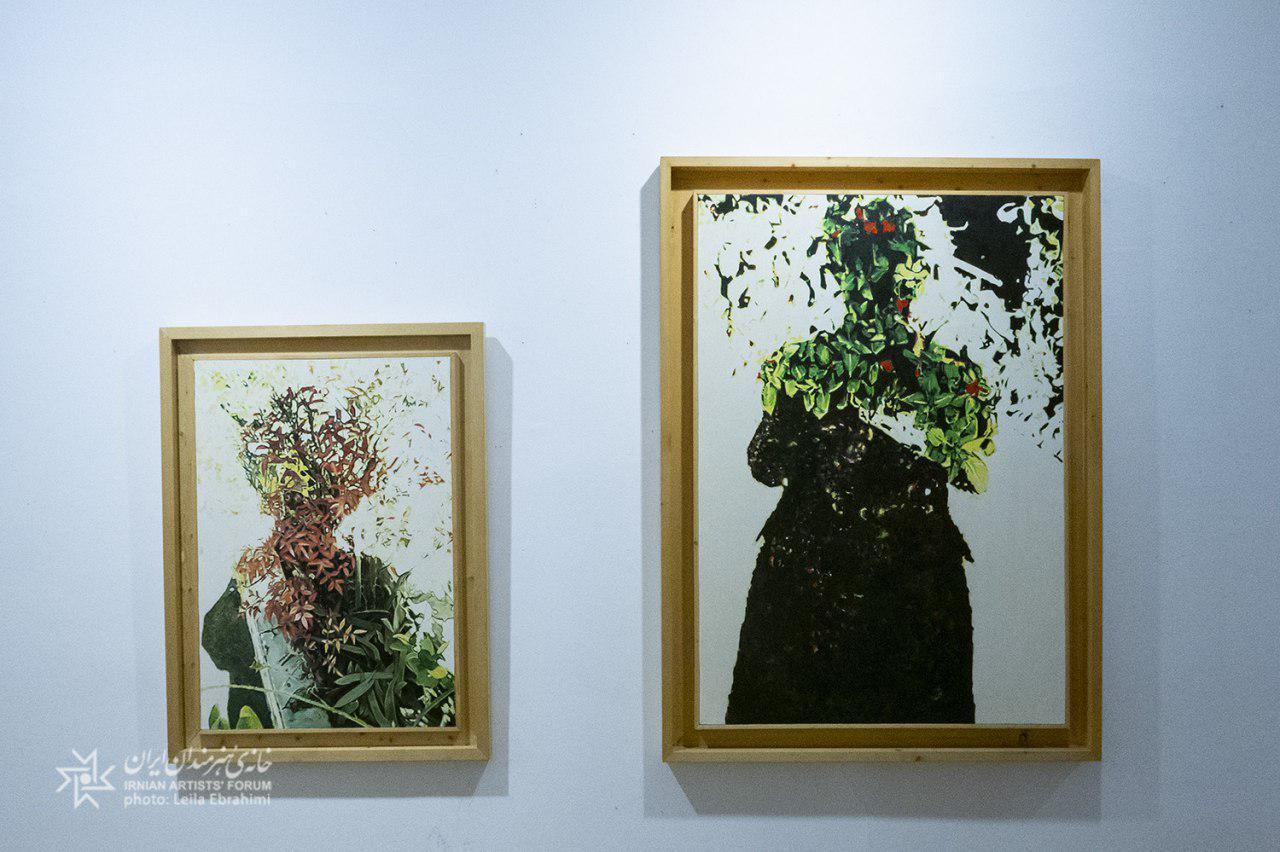 نقاشی های اسماعیل خلج