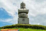 تصاویر | مقبره بینیهای مدفون شده! جاذبه عجیب توریستی ژاپن