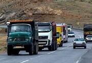 رانندگان عراقی برای حمل و نقل کالاهای ایرانی اعتصاب کردند؛ مرز چذابه بسته شد