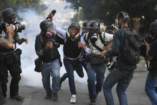 آمار خبرنگاران زندانی یا کشته شده