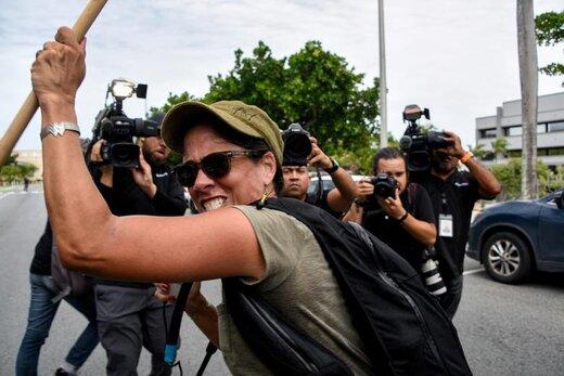 ادامه ناآرامیهای سیاسی در پورتوریکو