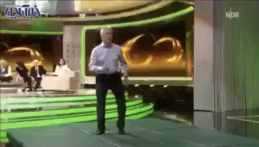 فیلم | قیچی برگردان خارقالعاده گلزن ۶۹ ساله آلمانی