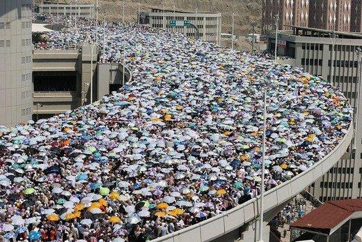 آغاز مراسم حج با حضور ۷۸ هزار زائر ایرانی