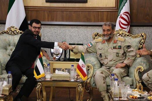 کاربران خبرآنلاین درباره یک دیدار نظامی ایرانی و عربی چه گفتند؟