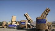 الجيش الايراني يزيح الستار عن منظومة دفاع جديدة