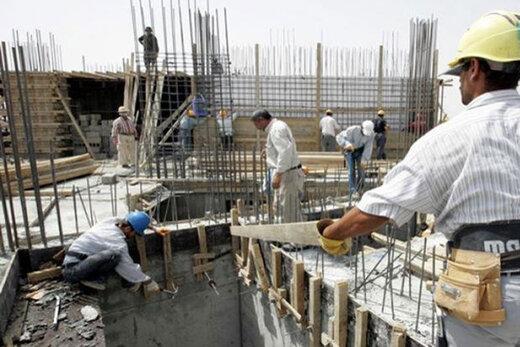 سالانه ۸۰۰ تا ۱۰۰۰ کارگر ساختمانی در ایران میمیرند
