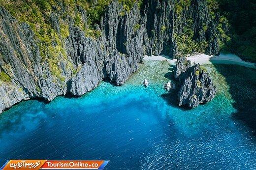پنچ : تالاب راز در ال نیدو –فیلیپین-