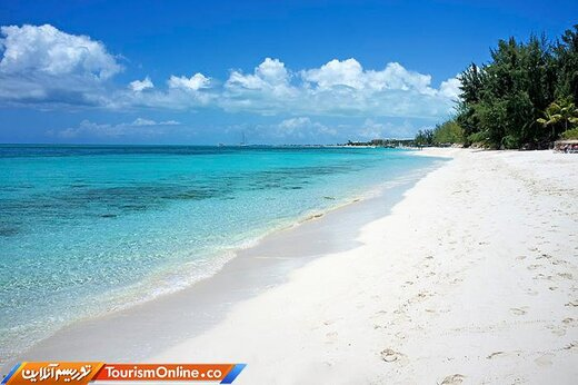 چهار: ساحل خلیج گرس در جزایر تورکس و کایکوس –کارائیب-
