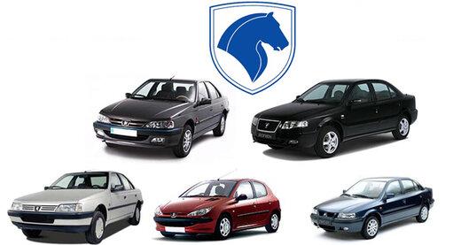 خودروهای داخلی دست کم یک میلیون گران شدند/ جدول نرخها