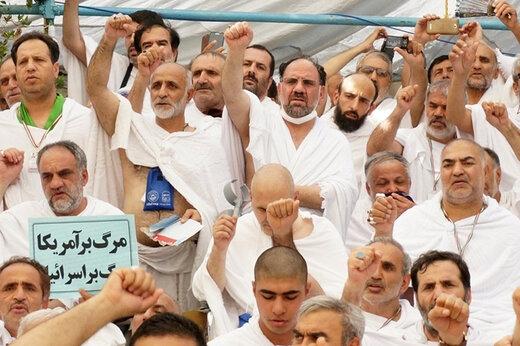فیلم | برائت از مشرکین، از حج خونین تا پیام امسال رهبر انقلاب