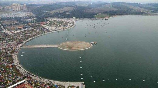 تهران صاحب دریاچه جدید میشود؛ این بار در مرکز شهر