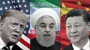 فروش نفت ایران در گرو جنگ چین و آمریکا