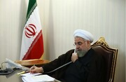 Iran president calls for diplomatic settlement of Kashmir issue