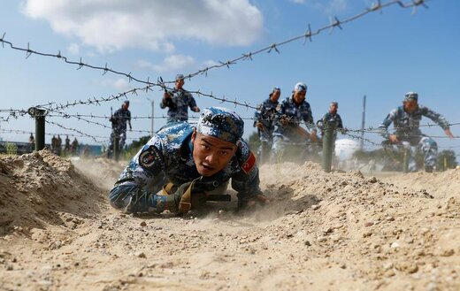 مسابقات بینالمللی ارتشهای جهان در روسیه