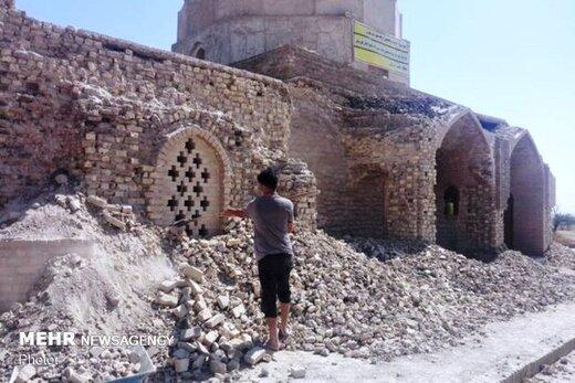 آرامگاه ثبت ملی شده «یعقوب لیث صفاری» تخریب شد