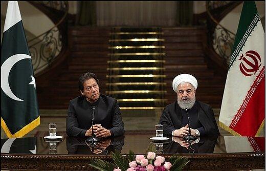 روحانی به عمران خان:از کشته شدن مردم بیگناه در کشمیر جلوگیری کنید