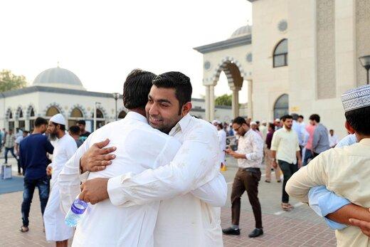عید قربان در دبی