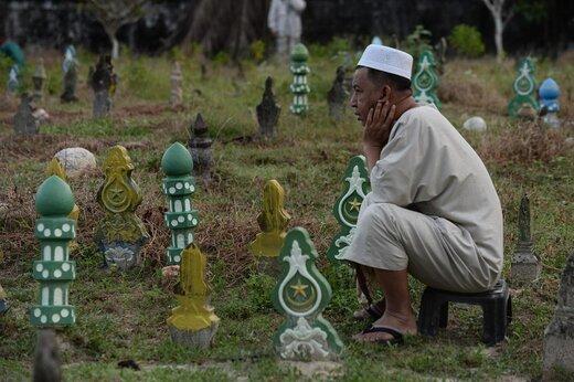 عید قربان در استان ناراتیوات تایلند