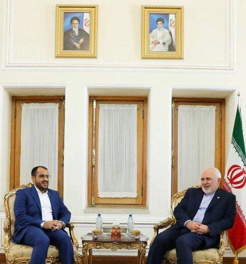 ظریف با محمد عبدالسلام دیدار کرد