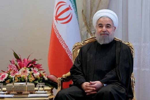 فیلم | روحانی: مذاکره چه خاصیت داشت؟ هر ماه حدود یک میلیارد آزاد کردیم