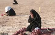 تصاویر | دعای عرفه، از کیش تا شلمچه