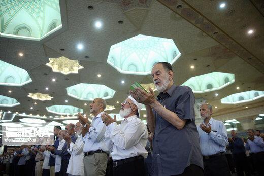 اقامه نماز عید قربان در مصلی امام خمینی(ره)