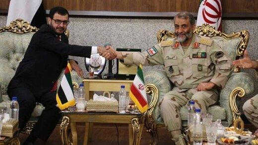 تحریمهای ایران برای امارات کمرشکن بوده است