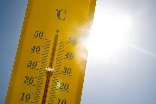 افزایش دمای هوای استان قم در مهرماه