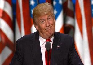 مکرون، ترامپ را راضی کرد