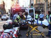 تصاویر | فرد مهاجم در سیدنی با چاقو به عابران حمله کرد