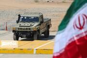 تصاویر | رونمایی از «ارس دو» و «رعد» خودروهای زرهی ایرانی