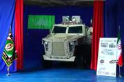 فیلم | از خودروهای تاکتیکی ارتش رونمایی شد