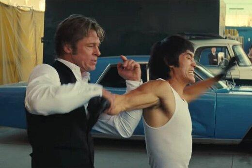 تارانتینو از بروس لی فیلمش دفاع کرد