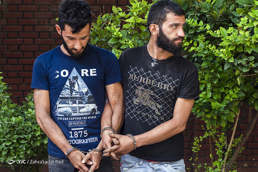 دستگیری دوقلوهای جاعل سند نمرهکار خودرو و موتورسیکلت